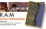 RAM Artists Fellowships