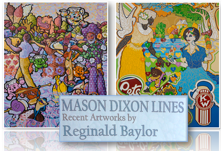 Reginald Baylor exhibit at the Kenosha Public Museum…